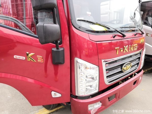 仅售8.48万元杭州唐骏K3载货车促销中