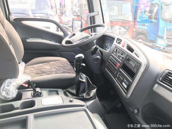 直降2.5万元深圳欧马可S5载货车促销中