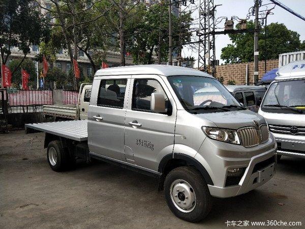仅售5.5万元深圳金杯T52载货车促销中