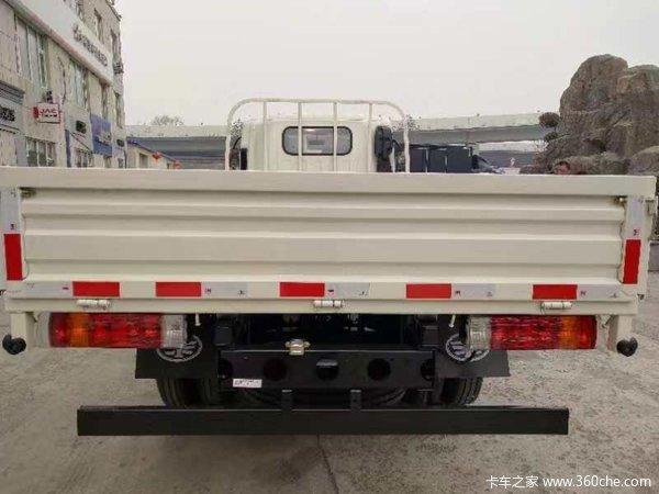 新车到店长春通洋J6F载货车仅售8.5万