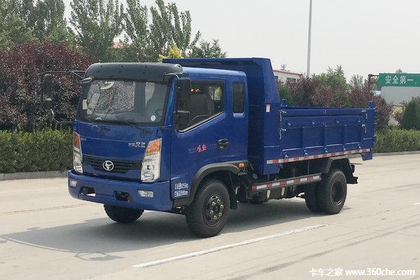 仅售9.88万元湛江时风风驰自卸车促销