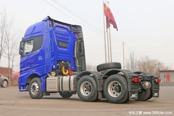 新车促销湛江威龙HV5牵引售40.68万起