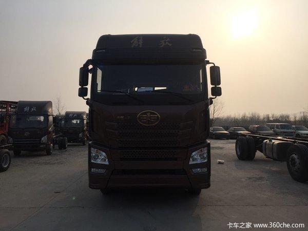 直降0.7万元沈阳解放JH6牵引车促销中