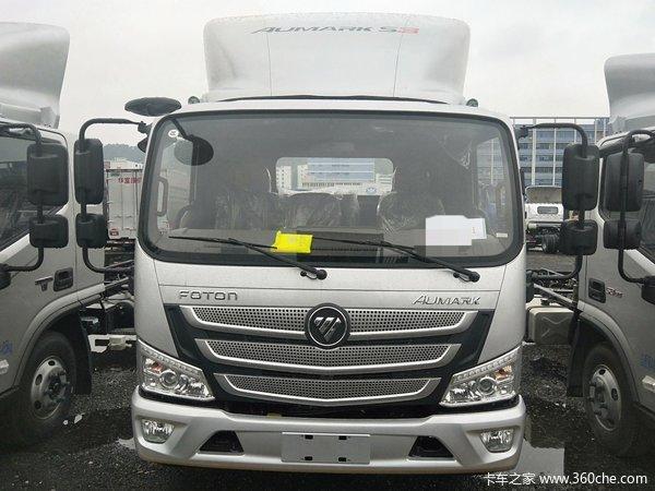新车促销深圳欧马可S3载货车现售12万元