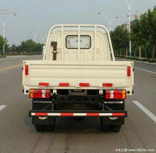 直降0.26万元苏州小卡之星载货车促销中
