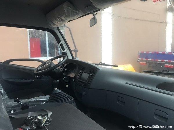 直降0.7万深圳凯普特K6L载货车促销中