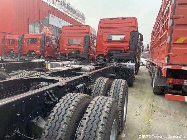 仅售33.5万元湖州解放JH6载货车促销中