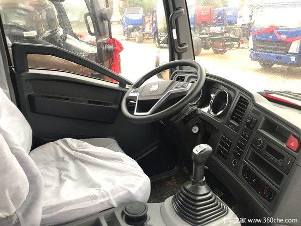 降1.3万惠州凯程重汽豪沃4.2米促销中