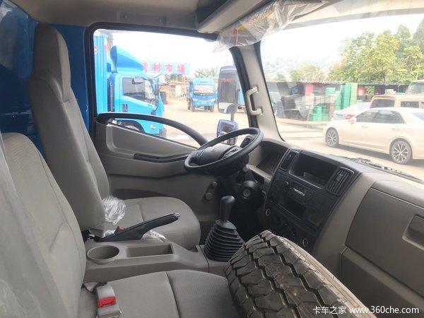 售10.5万深圳凯运升级版载货车促销中