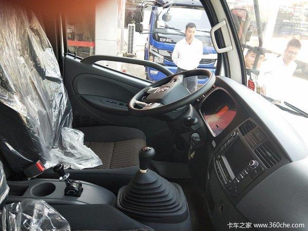 新车促销深圳凯普特K6载货车现售9.18万