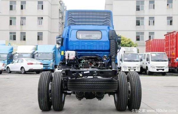 仅售11.88万元深圳骏铃V6载货车促销中