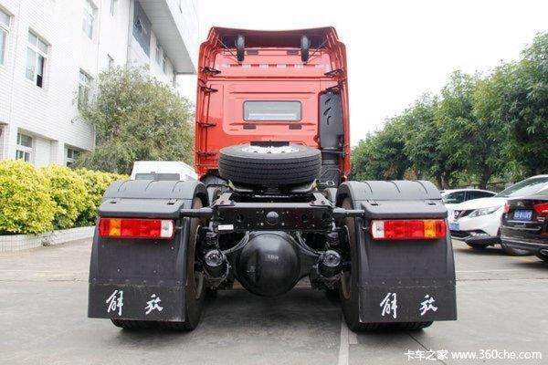直降0.5万元襄樊解放JH6牵引车促销中