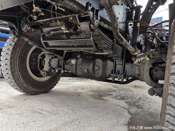 直降1.0万元柳州豪曼H3四驱自卸车热卖