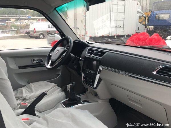 直降0.4万元深圳海狮X30L微面促销中