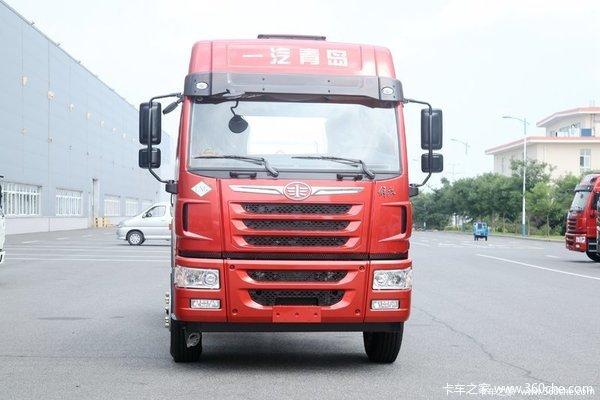 让利促销天津青岛悍V牵引车现售37万元