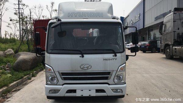 仅售11.8万上海四川现代盛图4.2米促销