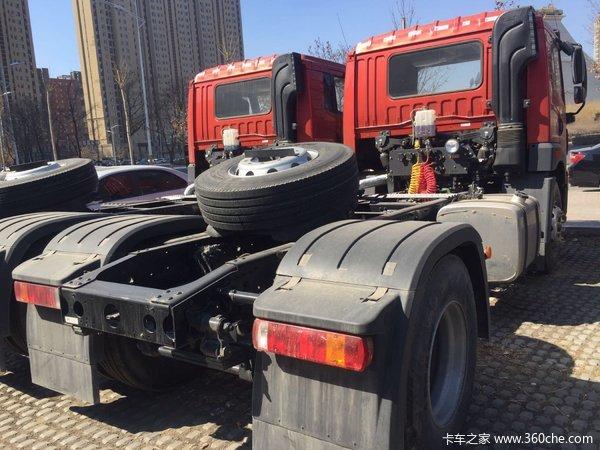 仅售19.8万元长春悍V牵引车优惠促销中