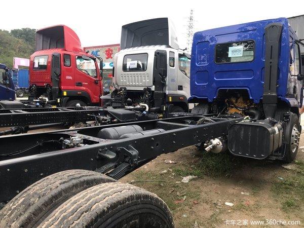 仅售17万深圳乘龙M3国六载货车促销中