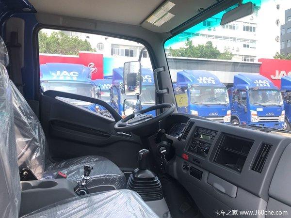 直降0.5万元深圳帅铃Q6载货车促销中