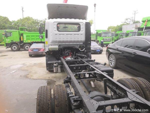 新车到店杭州欧马可S3载货车仅售9.3万