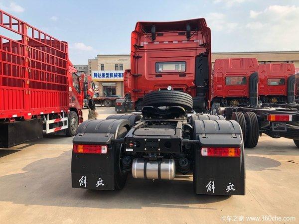 新车到店徐州天威19款JH6至尊版售38万
