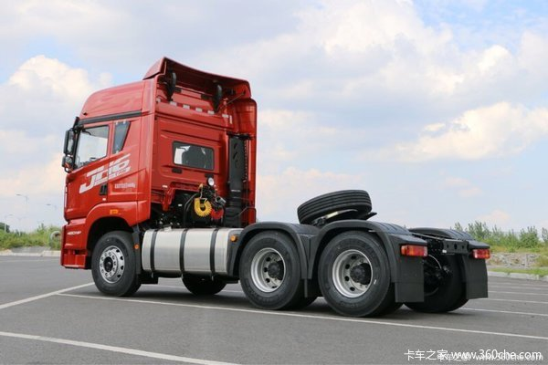 仅售31.3万元徐州解放JH6牵引车促销中