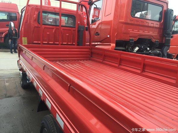 直降0.1万元无锡K1金运卡载货车促销中