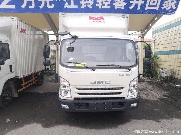新车绍兴凯运强劲版载货仅售10.72万