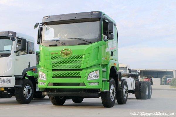 直降2.0万元宁波解放JH6自卸车促销中