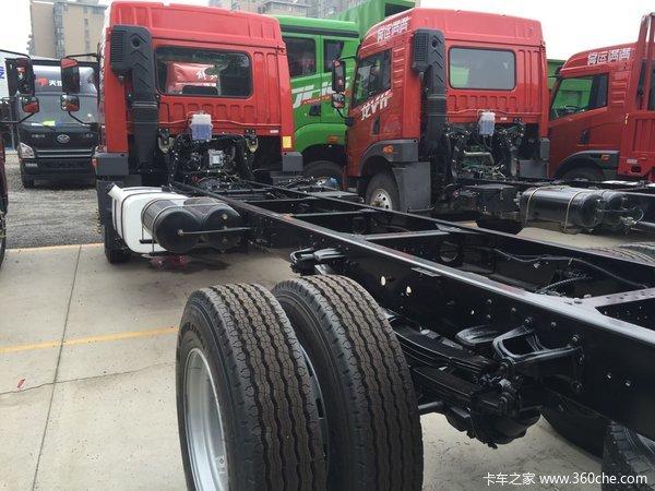直降0.5万元无锡龙V国六载货车促销中