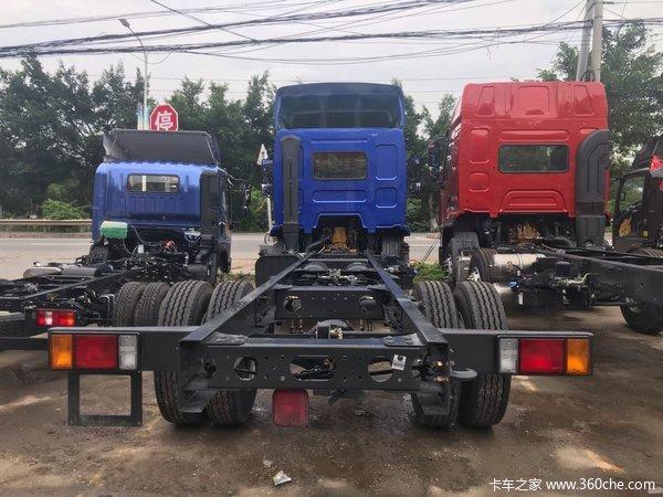 回馈用户惠州新乘龙M3载货车钜惠0.3万