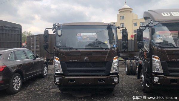 仅售16万元哈尔滨统帅载货车促销中