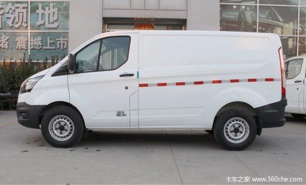 直降6千上海九和新全顺厢式载货促销中