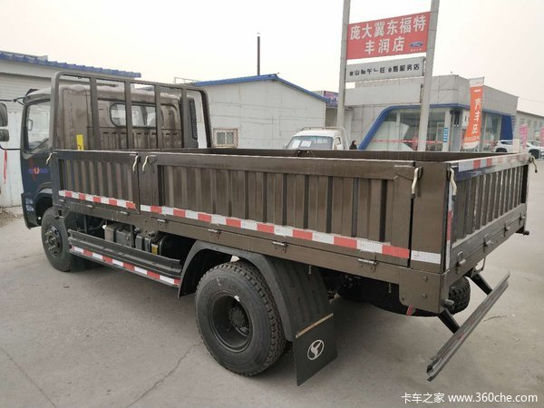 新车优惠唐山风驰载货车仅售9.3万元