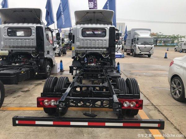 直降1.0万元惠州欧马可S1载货车促销中