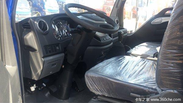 直降0.4万元无锡骏铃E5载货车促销中
