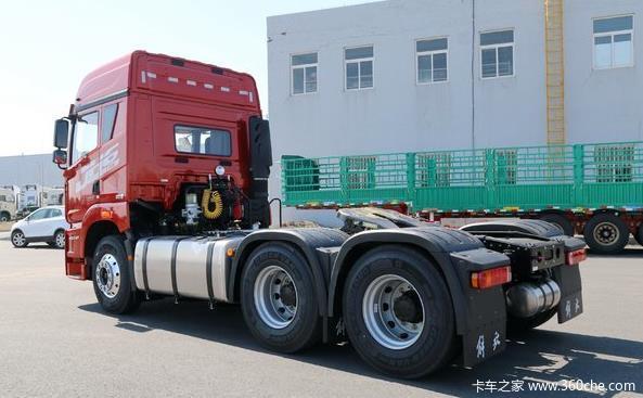 枣庄聚金青岛解放JH6牵引车现车促销