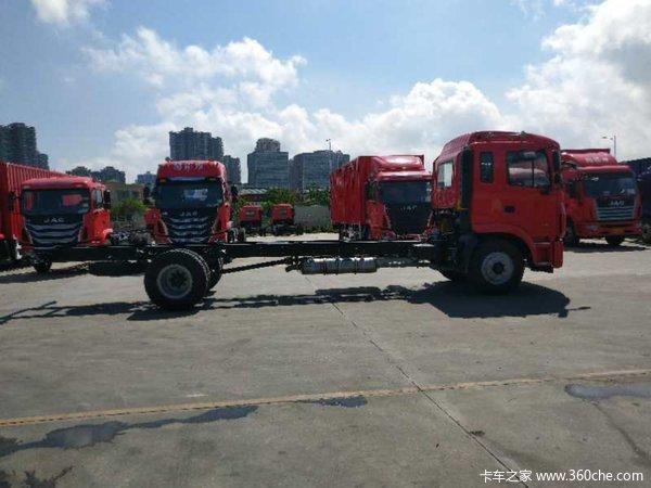 仅售18.3万深圳格尔发K5载货车促销中