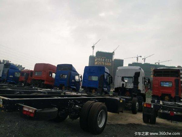 直降2.0万元深圳格尔发K5载货车促销中