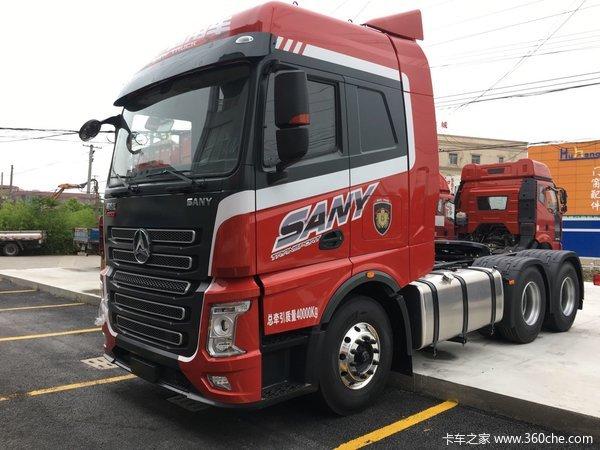 清库从上海祥和三一重卡牵引售29.8万