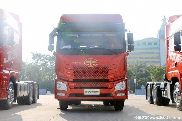 新车优惠沧州解放JH6牵引车仅售30.3万