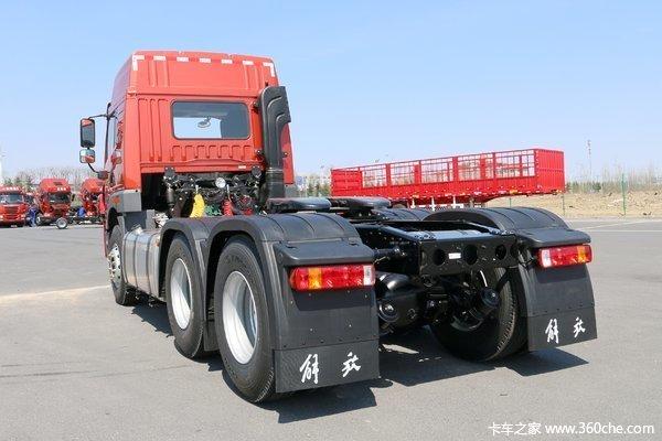 重点推荐沧州悍V牵引车仅售28.2万元