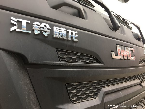 回馈用户上海江铃重卡牵引车直降3.5万