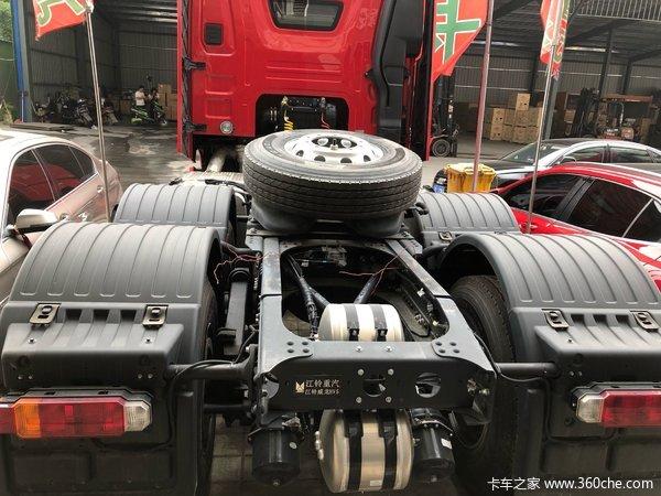 直降2.0万元无锡威龙HV5牵引车促销中