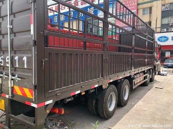 直降0.7万元上海解放JH6载货车促销中