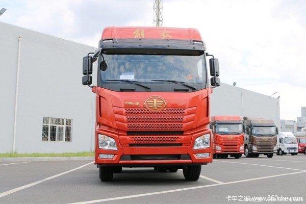 让利促销徐州赛龙解放JH6牵引车31.3万