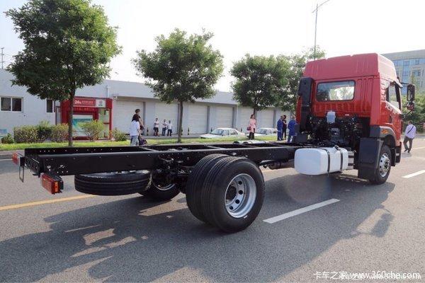回馈用户福州龙VH载货车钜惠1.0万元