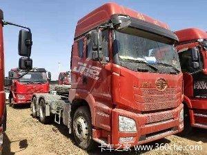 泰安银月解放JH66x4牵引车现车促销