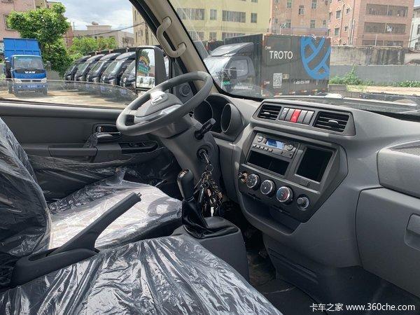 国六新车促销深圳缔途载货车售5.56万