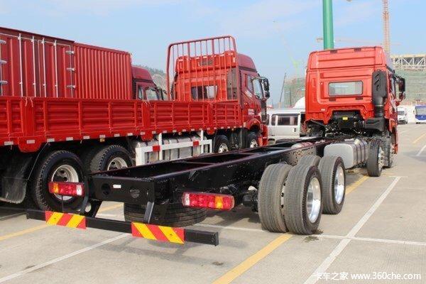直降1.0万元滨州解放JH6载货车促销中